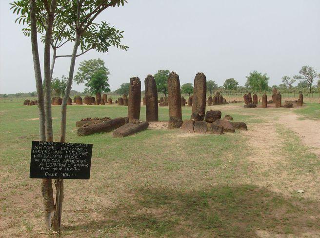 Senegambian Stone Circle