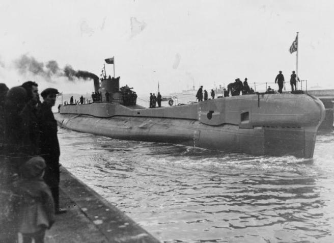 HMS Trident