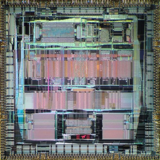 HP chip