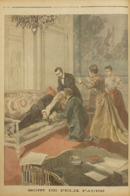 Faure's death