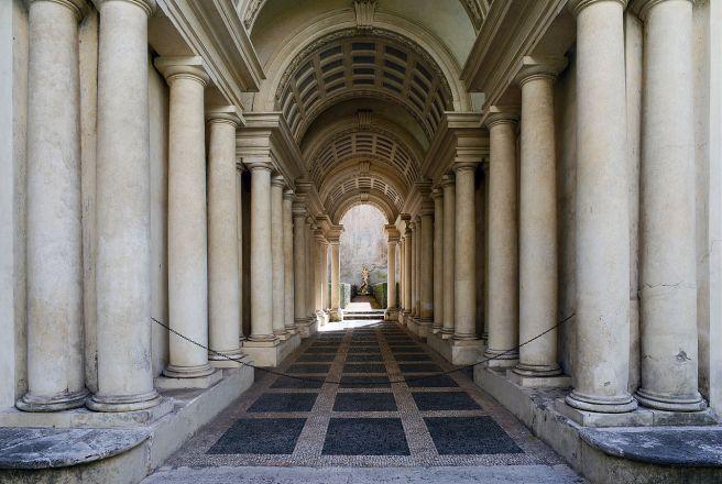Borromini gallery