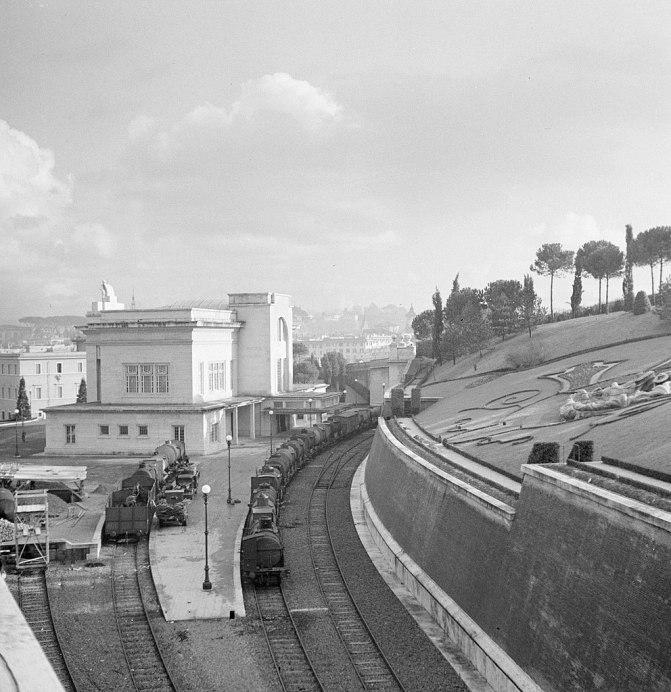 Vatican train station