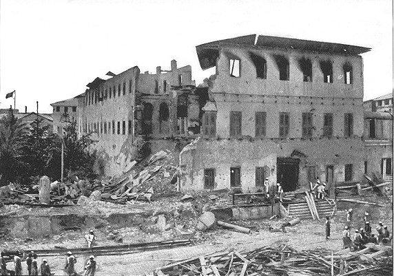 Anglo-Zanzibar War