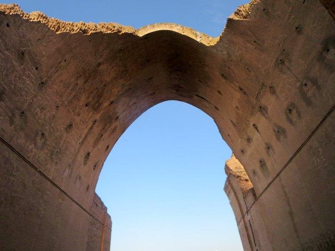Arch of Taq Kasra