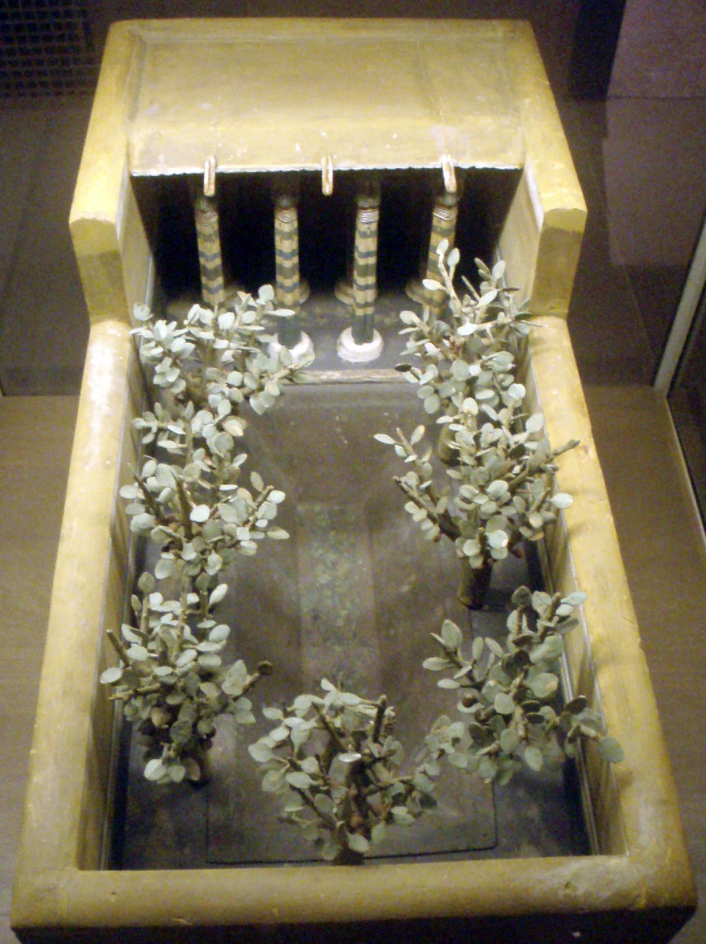 Funerary garden