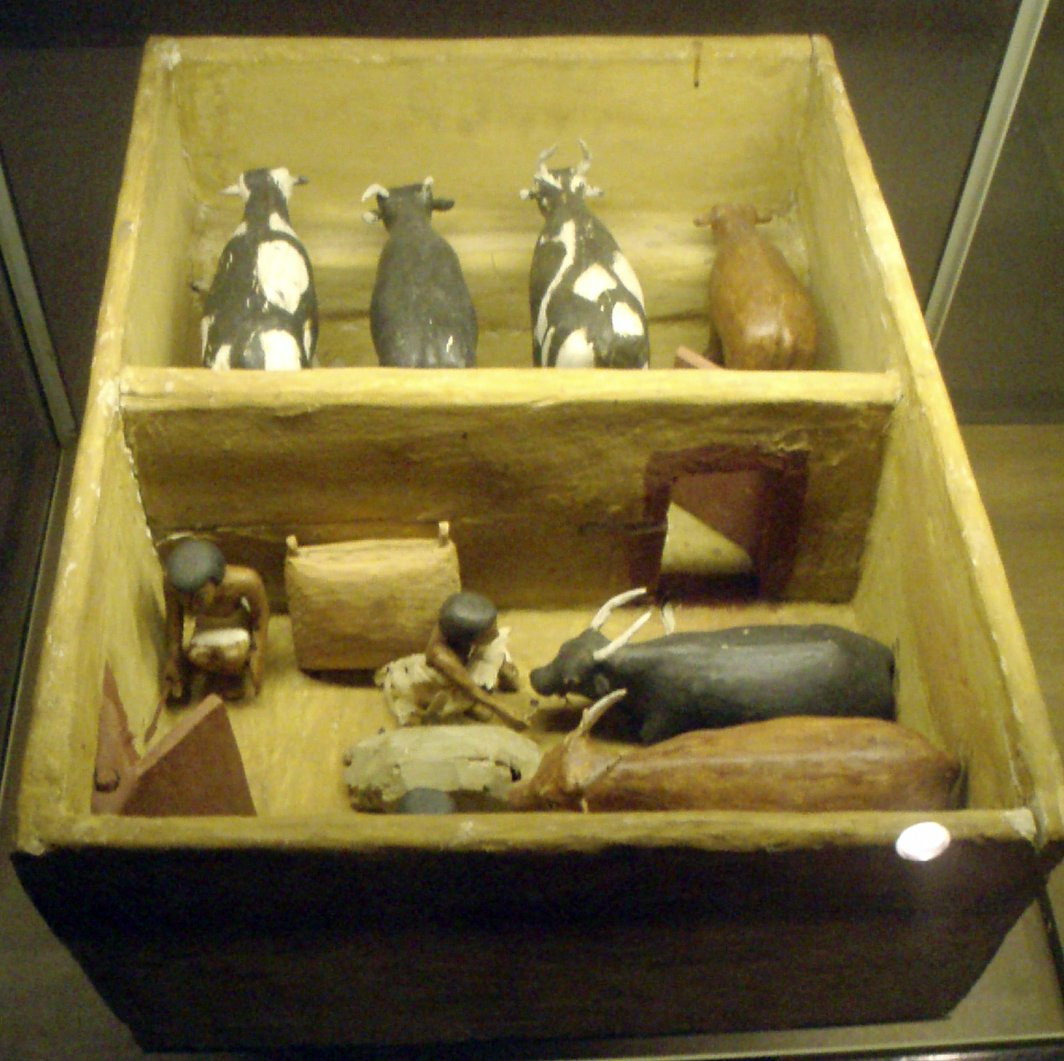 Funerary stable