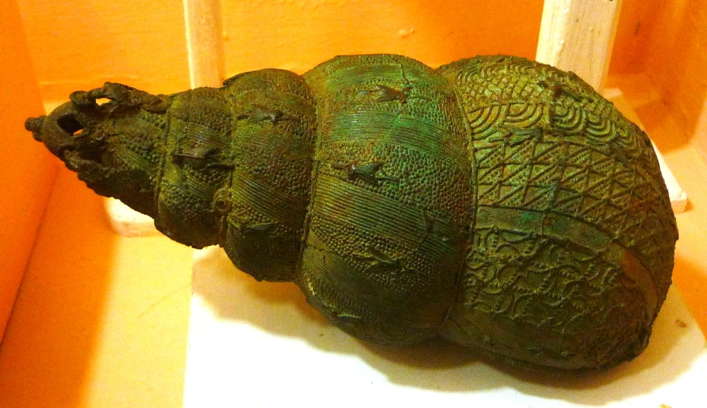 Igbo-Ukwu bronze