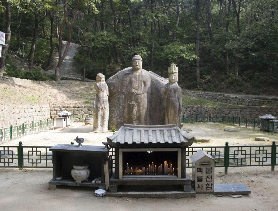 Baengnyulsa temple